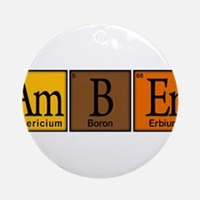 Periodic-Beer.png Ornament (Round)