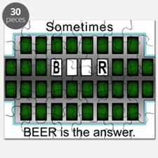 Funny Wheel of fortune Puzzle