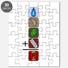 BeerFormulaBlack Puzzle