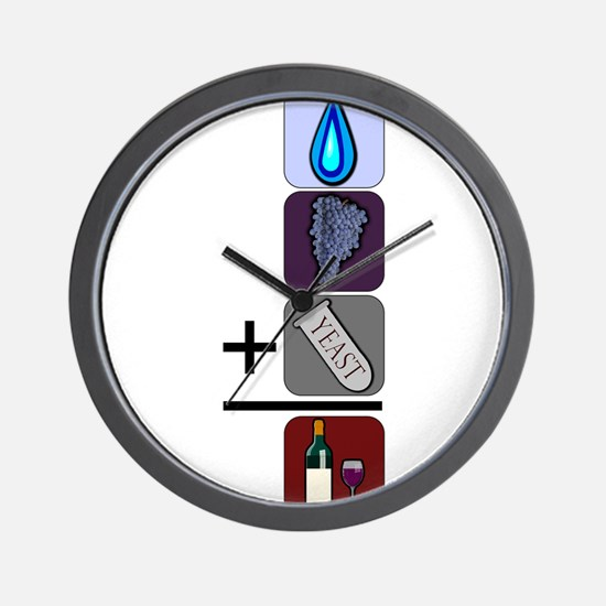 WineFormula.png Wall Clock