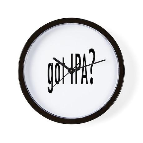 GotIPA.png Wall Clock
