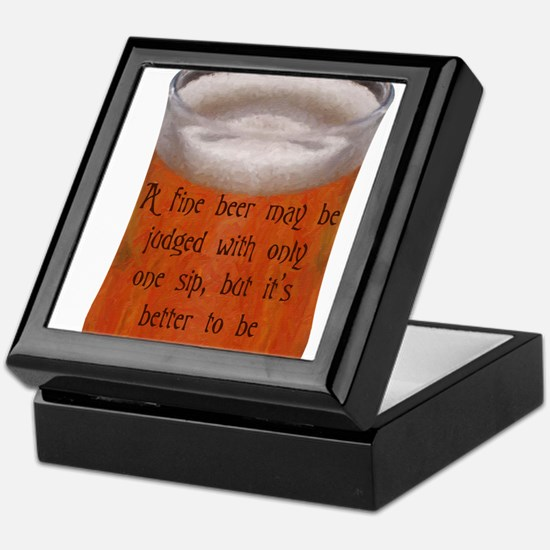 CzechProverb.png Keepsake Box