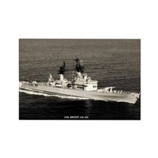 USS JOUETT Rectangle Magnet