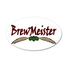 BrewMeister.png Wall Decal