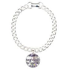 Where Exactly Do I put the St Charm Bracelet, One