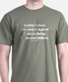 Indiana Independent T-Shirt
