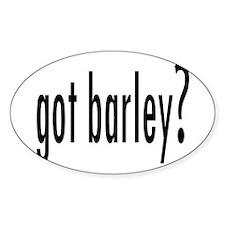 GotBarley.png Bumper Stickers