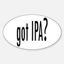 GotIPA.png Sticker (Oval)