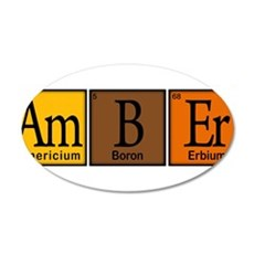 Periodic-Beer.png Wall Decal