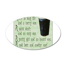 IrishToast.png Wall Sticker