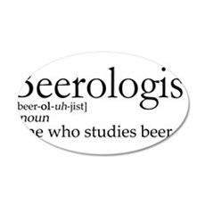 BeerologistDark.png Wall Decal