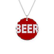 BeerStopSign.png Necklace