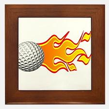 Golf101 Framed Tile