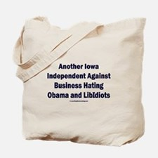 Iowa Independent Tote Bag