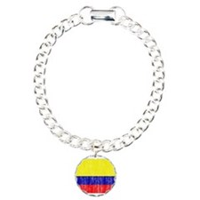 Colombia Flag Bracelet