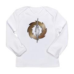 Thunder Wheel Long Sleeve Infant T-Shirt