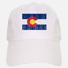 Colorado Flag Baseball Baseball Cap