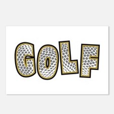 Golf2 Postcards (Package of 8)