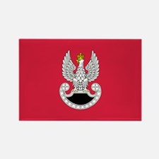 Polish SF Insignia Rectangle Magnet
