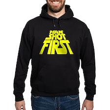 Han Shot First Hoodie