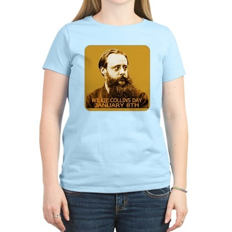 Wilkie Collins Day Women's Light T-Shirt
