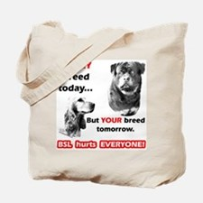 BSL 2 Tote Bag