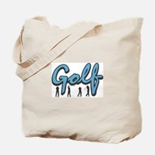Golf4 Tote Bag