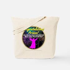 Grad Girls Arianna: 0001 Tote Bag