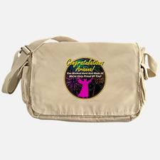 Grad Girls Arianna: 0001 Messenger Bag