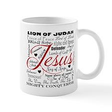 The Name of Jesus Mug