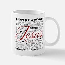 The Name of Jesus Small Small Mug