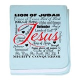 The name of jesus Blanket