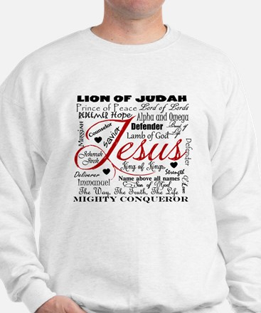 The Name of Jesus Sweater