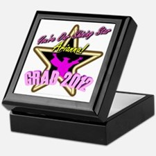 Grad Girls Arianna: 0003 Keepsake Box