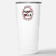 Adopt Don't Shop Travel Mug