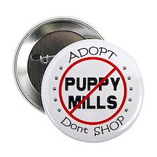 "Adopt Don't Shop 2.25"" Button"