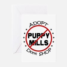 Adopt Don't Shop Greeting Cards (Pk of 20)