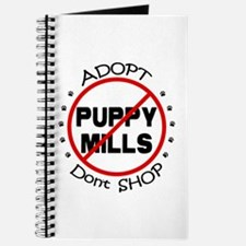 Adopt Don't Shop Journal