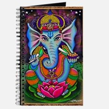Ganesha Art by Julie Oakes Journal