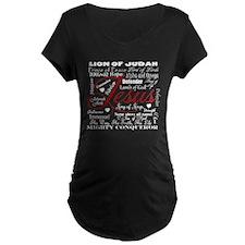 The Name of Jesus dark T-Shirt