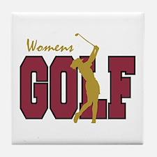 Golf7 Tile Coaster