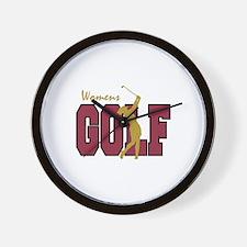 Golf7 Wall Clock