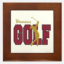 Golf7 Framed Tile