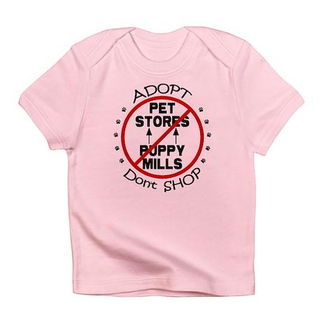 Adopt Don't Shop Infant T-Shirt