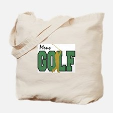Golf12 Tote Bag