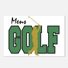 Golf12 Postcards (Package of 8)