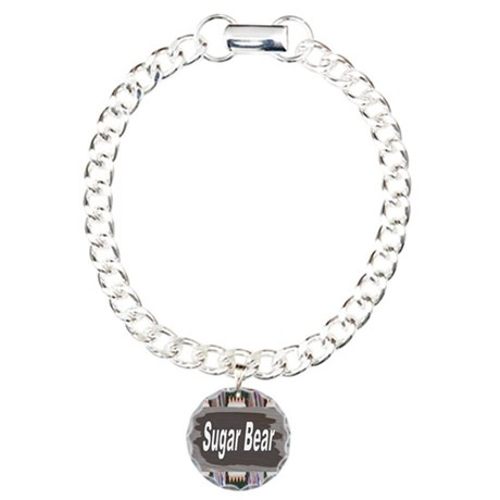 Maternity ~ Sugar Bear Charm Bracelet, One Charm