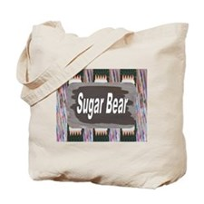 Maternity ~ Sugar Bear Tote Bag Remember add photo