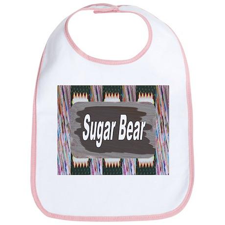 Maternity ~ Sugar Bear Bib