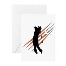 Golf13 Greeting Cards (Pk of 10)